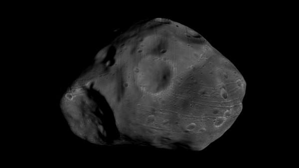 phobos satellite di mars