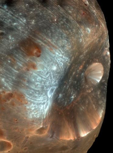сателит на планетата Марс