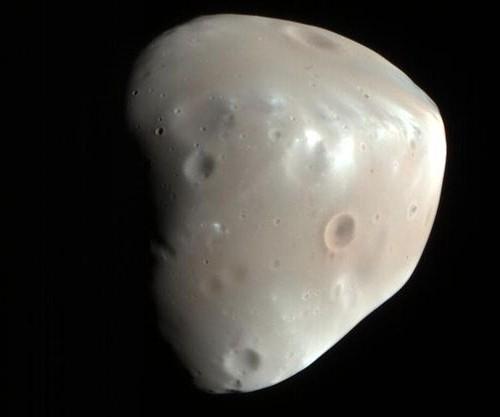 deimos сателит на Марс