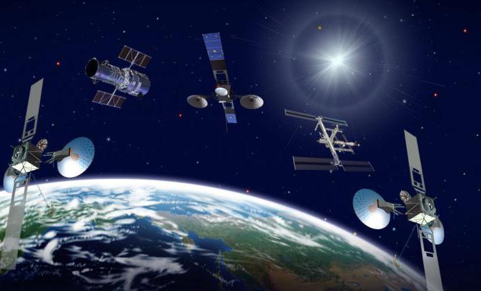 satelitski komunikacijski sustavi