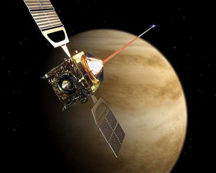 Satellite artificiale di Venere