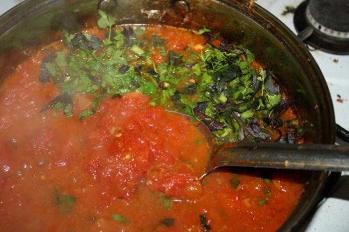 recept za kuhanje u umaku od satsabeli