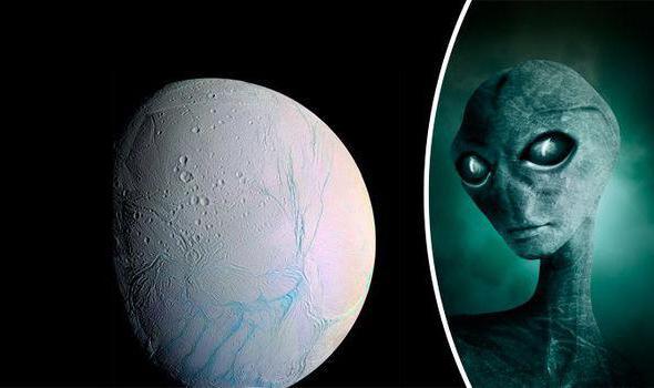 Il satellite di Saturno enceladus fatti interessanti