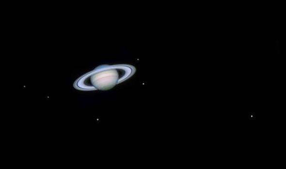 Il sesto satellite più grande di Saturno