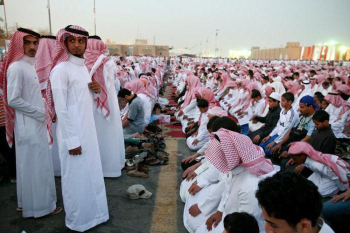 la capitale dell'Arabia Saudita