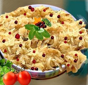 calorico crauti