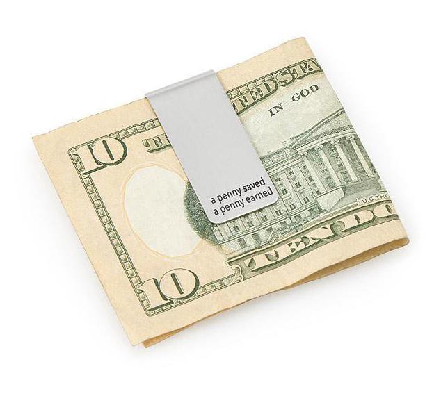 pregovori in besede o denarju