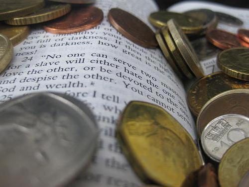 pregovori o denarju in bogastvu