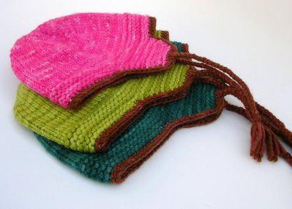 Podveza pletenje