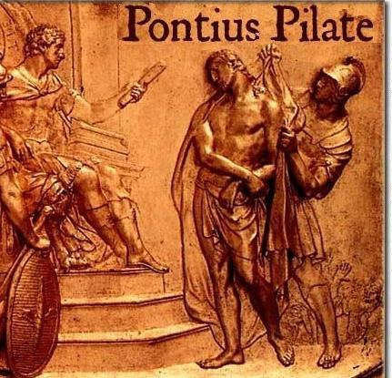 Poncjusz Piłat, Mistrz i Małgorzata