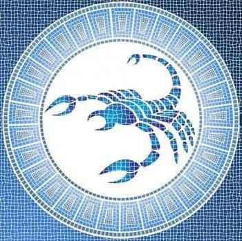 воден знак скорпион