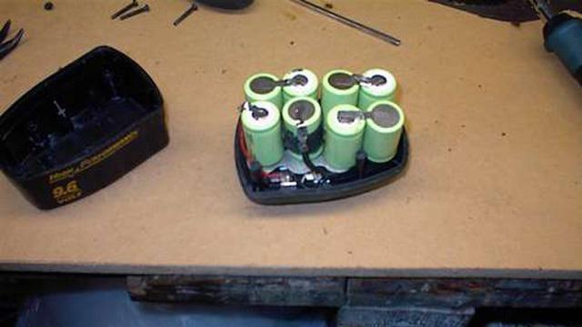 Cacciavite a batteria