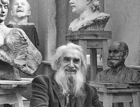 коненков скулптор