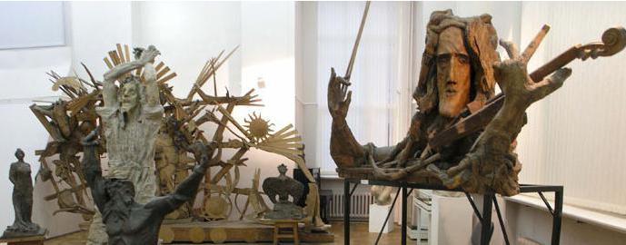 Muzeum sochařů Konenkova