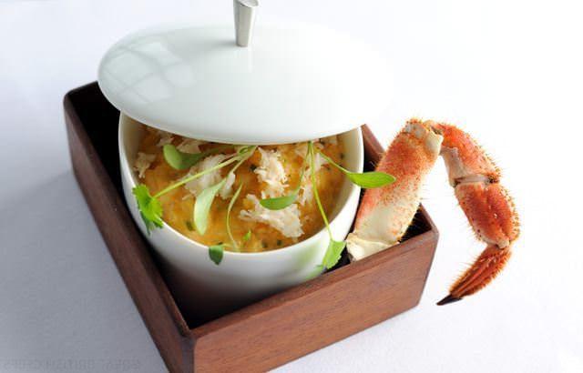 Recept na mořské plody
