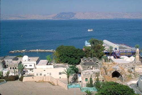 il mare di Galilea