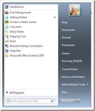 come cambiare utente in Windows 7