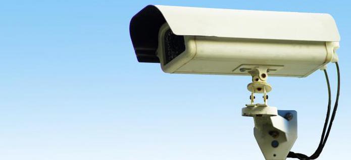 sistema di sicurezza della casa privata
