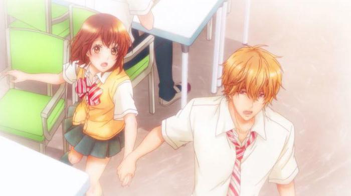 genere anime shojo commedia romantica