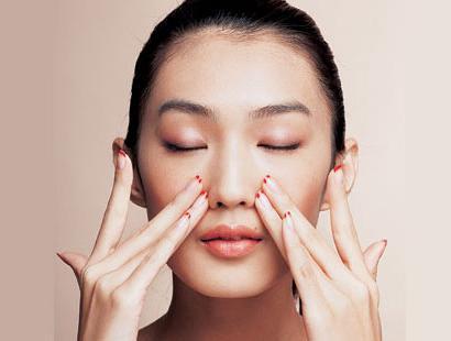tehnika masaže lica