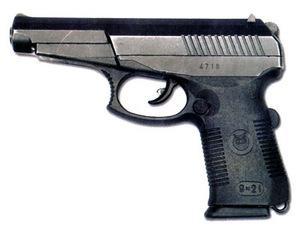 Gun Gurza kup