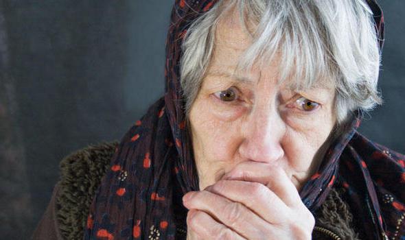demenza senile, quanti vivono