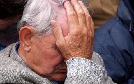 demenza senile cosa fare