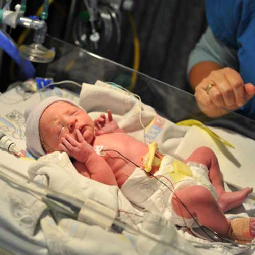сестрински грижи за сепсис на новородени
