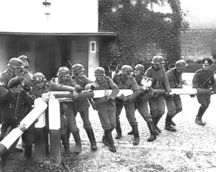 1. rujna 1939. Njemački napad na Poljsku