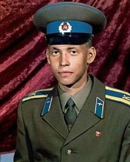 Cadetto Sergey Glushko