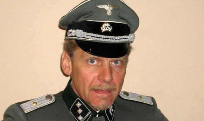 Сергей Калантай актьор