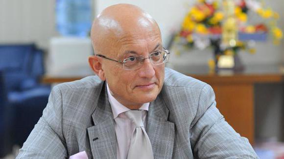 Karaganov Sergey Aleksandrovich