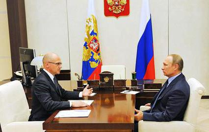 Сергей Кириенко ново назначение