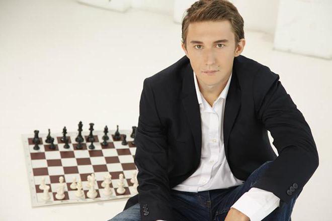 Сергеј Кориагин шахист
