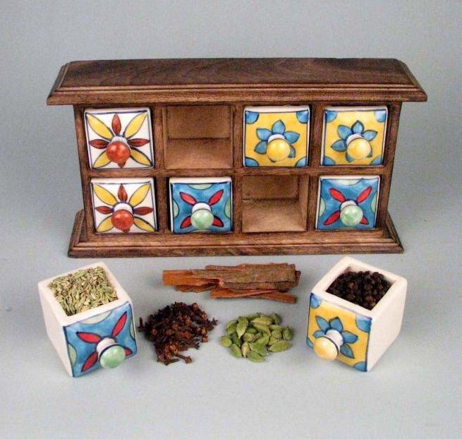 Spice Storage Set