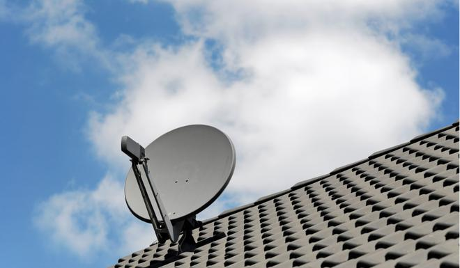 Impostazione di antenne satellitari