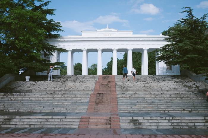 viste di descrizione di Sebastopoli foto