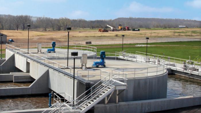 biološko čiščenje odpadne vode