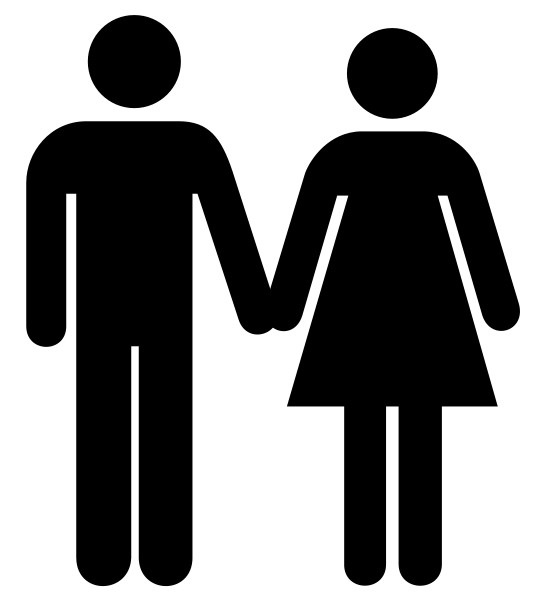 dimorfismo sessuale umano