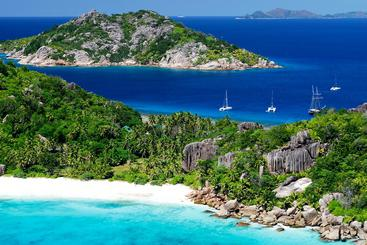isola delle seychelles