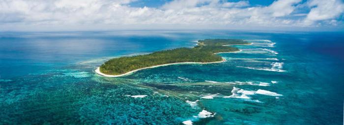 dov'è l'isola delle seychelles