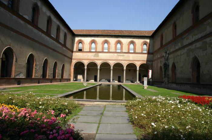 Dvorac Sforza