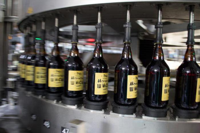 Bumblebee shaggy birra azienda birra di Mosca