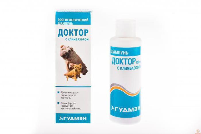 shampoo per cani dottori