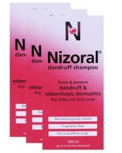 recensioni di shampoo nizoral