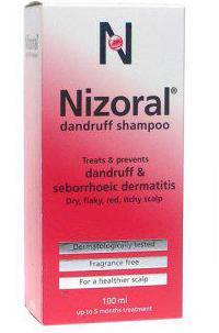 shampoo forfora nizoral