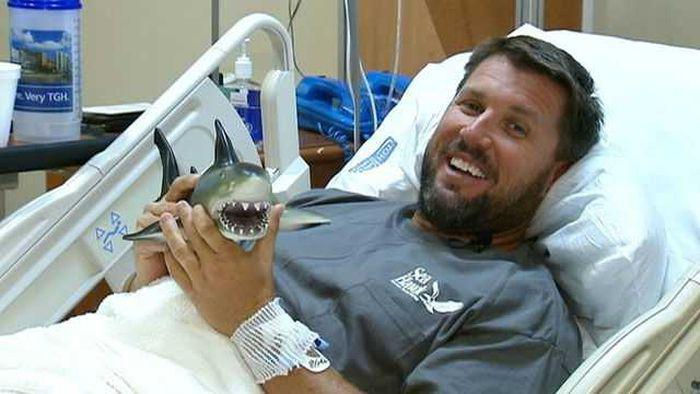 Attacco di squalo in Turchia