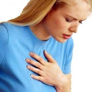 Ból w klatce piersiowej w prawo