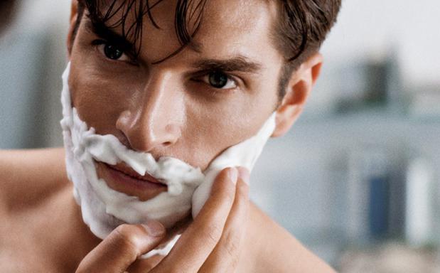revize pěny na holení