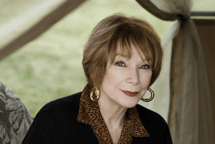 La biografia di Shirley McLain ama la vita